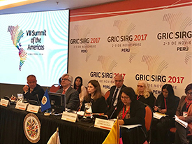 Third Regular Meeting of 2017 of the Summit Implementation Review Group (SIRG)