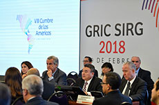 First Regular Meeting of 2018 of the Summit Implementation Review Group (SIRG)